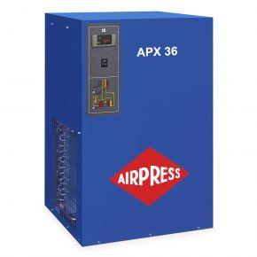 Sécheur d'air frigorifique APX-36 3600 l/min 13 bar 230V/ 50Hz/ 1Ph 1 1/2