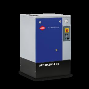 Compresseur à vis APS 4 Basic G2 10 bar 4 cv/2.9 kW 366 l/min