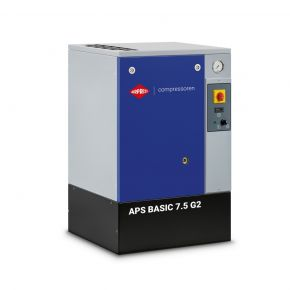 Screw Compressor APS 7.5 Basic G2 10 bar 7.5 hp 780 l/min