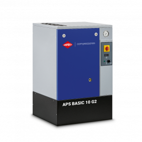 Compresseur à vis APS 10 Basic G2 10 bar 10 cv/7.5 kW 984 l/min