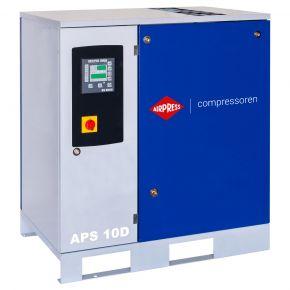 Compresseur à vis APS 10D 8 bar 10 ch/7.5 kW 1153 l/min