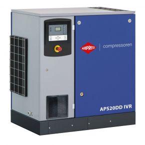 Compresseur à vis APS20DD IVR Onduleur 12.5 bar 20 ch/15 kW 258-2290 l/min