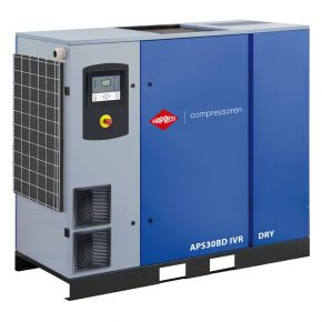 Compresseur à vis APS 30BD IVR Dry Onduleur 13 bar 30 ch/22 kW 770-4170 l/min