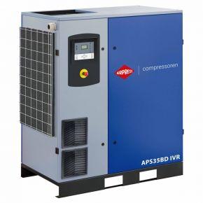 Compresseur à vis APS 35BD IVR Onduleur 13 bar 35 ch/26 kW 770-4835 l/min