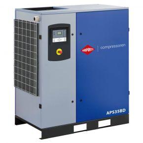 Compresseur à vis APS 35BD 10 bar 35 ch/26 kW 3935 l/min