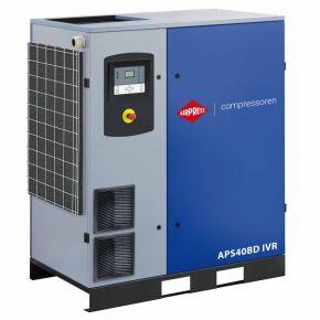 Compresseur à vis APS 40BD IVR Onduleur 13 bar 40 ch/30 kW 1000-5800 l/min