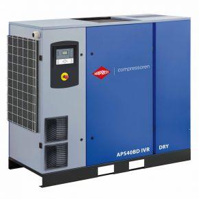 Compresseur à vis APS 40BD IVR Dry Onduleur 13 bar 40 ch/30 kW 1000-5800 l/min