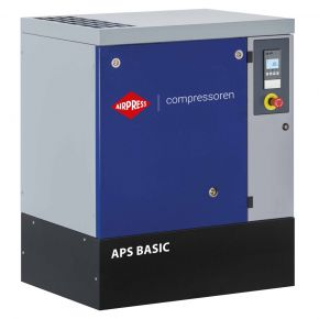 Compresseur à vis APS 10 Basic 8 bar 10 ch/7.5 kW 1140 l/min