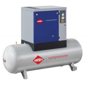 Compresseur à vis APS 7.5 Basic Combi 8 bar 7.5 ch/5.5 kW 846 l/min 500 L