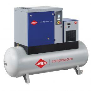 Compresseur à vis APS 10 Basic Combi Dry 13 bar 10 ch/7.5 kW 780 l/min 500 L