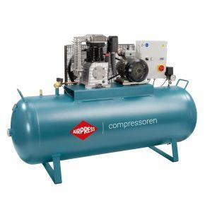 Compresseur K 500-1000S 14 bar 7.5 ch/5.5 kW 600 l/min 500 L