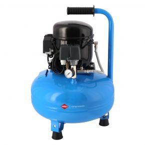 Compresseur Silencieux L 50-24 8 bar 0.5 ch/0.37 kW 32 l/min 24 L