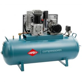 Compresseur K 300-700 14 bar 5.5 ch/4 kW 420 l/min 300 L