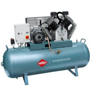 Compresseur K 500-2000S 14 bar 15 ch/11 kW 926 l/min 500 L