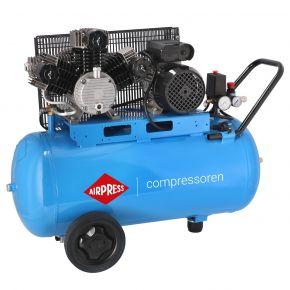 Compresseur LM 100-400 10 bar 3 cv/2.2 kW 320 l/min 100 L