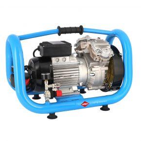 Compresseur Silencieux Sans Huile LMO 5-380 10 bar 2 cv/1.5 kW 304 l/min 5 L