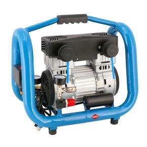 Compresseur Silencieux Sans Huile LMO 4-170 8 bar 1.5 cv/1.1 kW 136 l/m 4 L