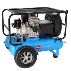 Compresseur BLM 22-410 10 bar 3 cv/2.2 kW 328 l/min 2 x 11 L