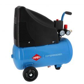 Compresseur Sans Huile HLO 215-25 8 bar 1.5 cv/1.1 kW 172 l/min 24 l