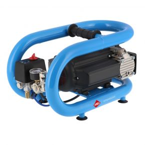 Compresseur Silencieux Sans Huile LMO 3-210 8 bar 0.7 cv/0.5 kW 168 l/min 3 L