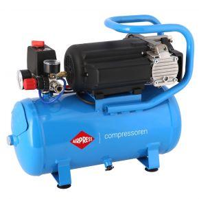 Compresseur à piston LMO 15-210 8 bar 0.75 cv/0.55 kW 168 l/min 15 l