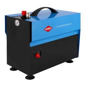 Mini Compresseur Silencieux Sans Huile LMO 5-210 10 bar 0.75 cv/0.55 kW 85 l/min 5 L