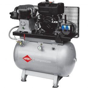 Compresseur Diesel DSL 270-540 230V 14 bar 11 cv/8.1 kW 444 l/min 270 L