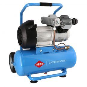Compresseur LM 25-350 10 bar 3 ch/2.2 kW 280 l/min 25 L