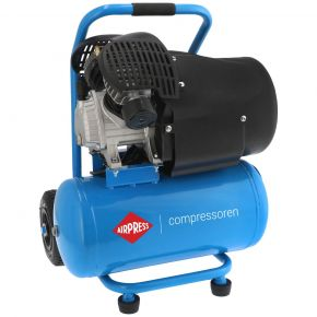 Compresseur HL 425-24 8 bar 3 cv/2.2 kW 314 l/min 24 l