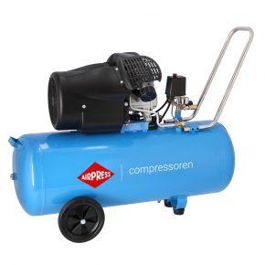 Compresseur HL 425-100V 8 bar 3 cv/2.2 kW 314 l/min 100 L