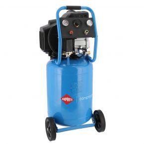 Compresseur Vertical HL 360-50 8 bar 2.5 cv/1.8 kW 231l/min Récipient Sous Pression 50 l