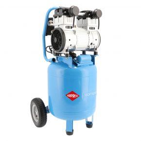 Compresseur Silencieux Sans Huile LMVO 40-250 8 bar 2 cv/1.5 kW 150 l/min 50 l