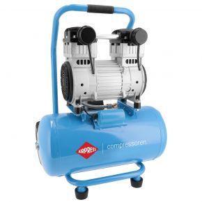 Compresseur Silencieux Sans huile LMO 25-250 8 bar 2 ch/1.5 kW 150 l/min 24 L