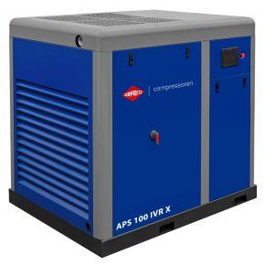 Compresseur à vis APS-X 100 IVR Onduleur 10 bar 100 ch/75 kW 2540-11440 l/min