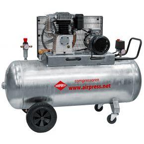Compresseur G 700-300 Pro 11 bar 5.5 cv 530 l/min galvanisé 270 l