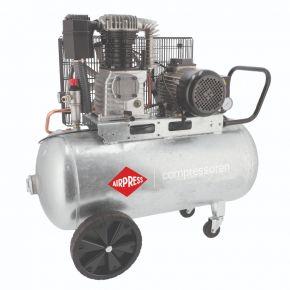 Compresseur G 625-90 Pro 10 bar 4 cv/3 kW 380 l/min 90 l