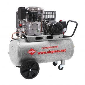 Compresseur G 700-90 Pro 11 bar 5.5 cv 530 l/min 90 l 400V