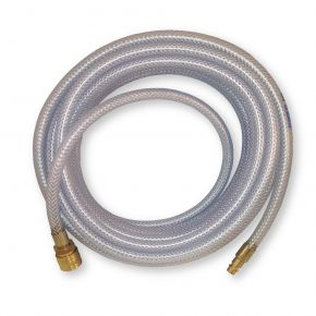 Tuyuau PVC Nylon tressé 8 x 13.5 mm 20 m 20 bar Euro - Professionnel