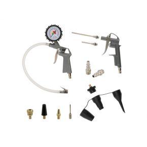 Kit d'accessoires pour pistolet à air 15 pièces