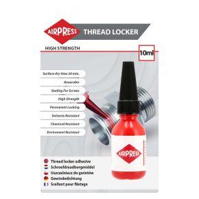 Scellant pour filetage haute résistance 10 ml - Sous blister