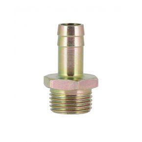 Embout tuyau air comprimé 12 mm Filetage 1/2