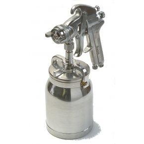 Pistolet à peinture professionnel avec buse 1,7 mm 3,1-4,8 bar 225-335 l/min 1/4