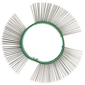 Brosse fils de fer fins 11 mm