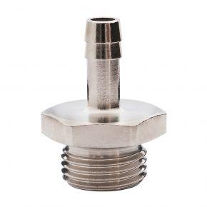 Embout tuyau air comprimé 8 mm Filetage 1/2