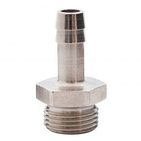 Embout tuyau air comprimé 8 mm Filetage 3/8