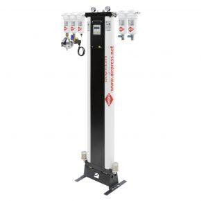 Set de sécheur d'air par adsorption OFAG 470 l/min - ISO 8573-1 Class Zero
