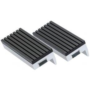 Mâchoire de protection magnétique type caoutchouc 75 mm
