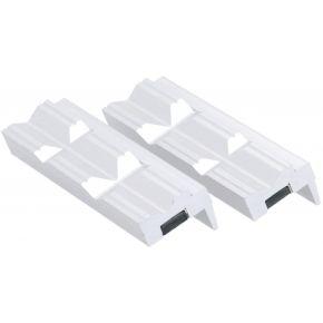 Mâchoire de protection magnétique type prisme 100 mm