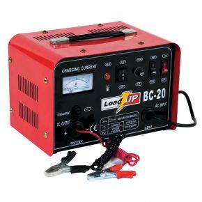 Chargeur de batterie BC 20 8A 12/24V 25-125 Ah
