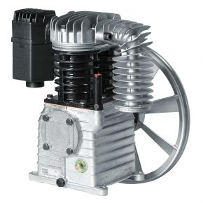 Pompe K17/C VA320 pour Compresseur 1250 tr/min 3 cv/2.2 kW 10 bar 400 l/min